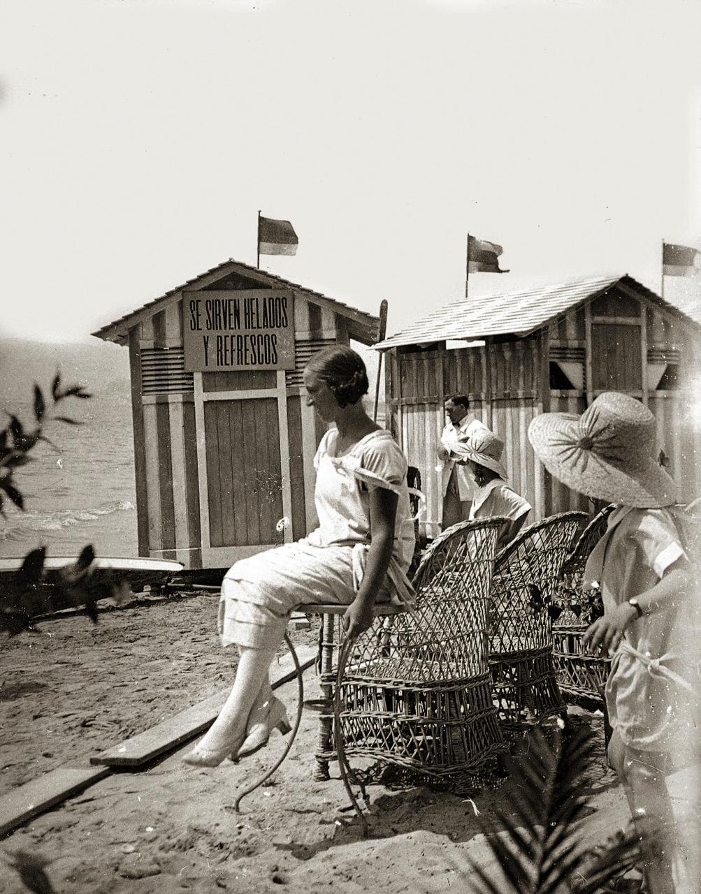 The original idea for Ciudad Jardín was floated in 1891.
