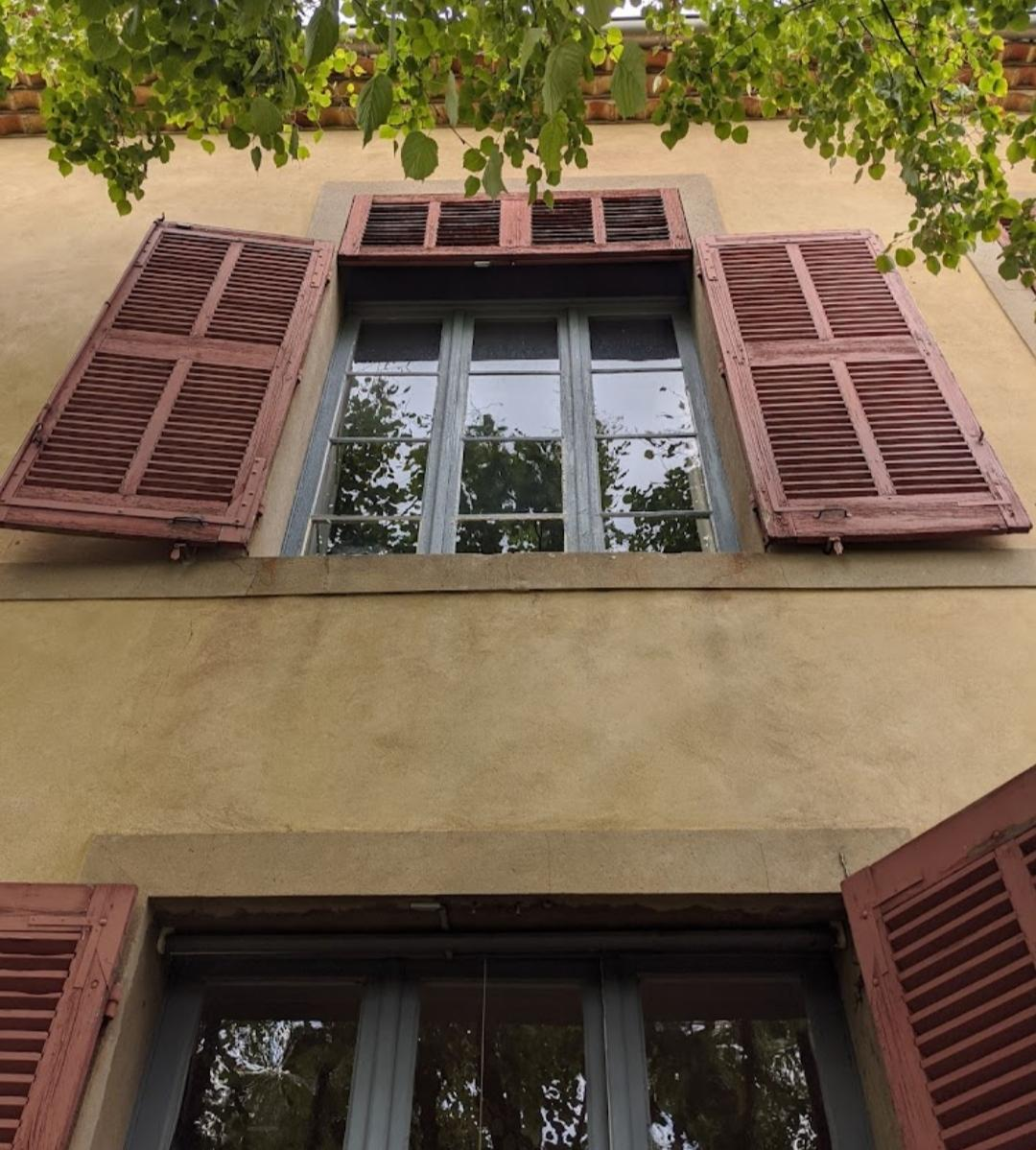 """The """"persianes mallorquines"""" (Mallorcan shutters) my husband was constantly referring to!"""