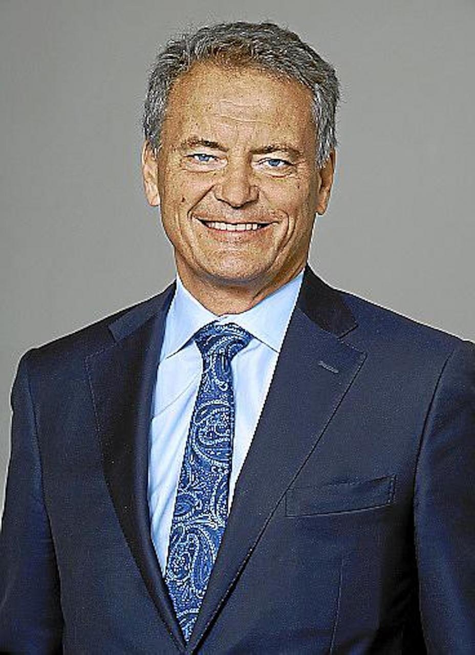 Carl-Henric Svanberg, Volvo Chairman.