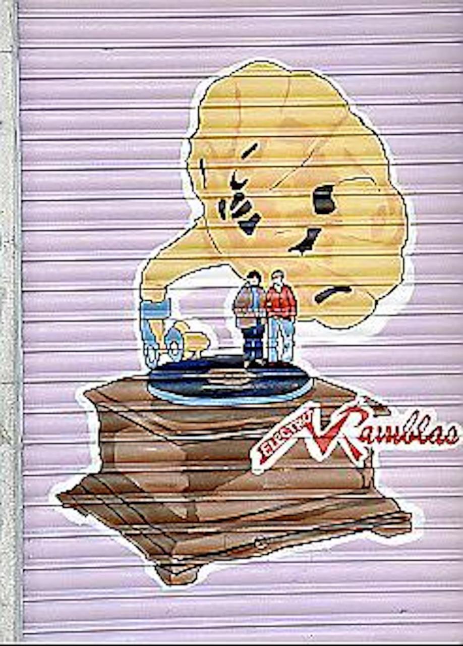 Gramaphone image for Eléctrica Ramblas.