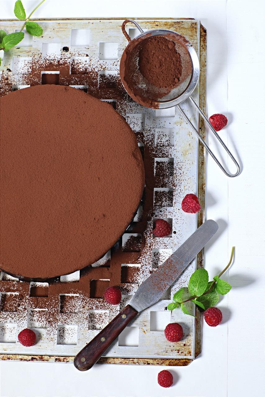 Tourte au Chocolat
