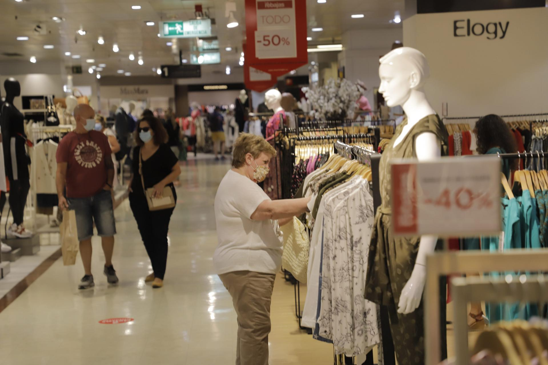 the latest retail sales figures