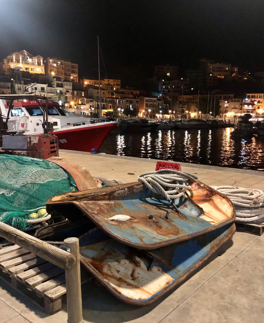 Catalina by night.