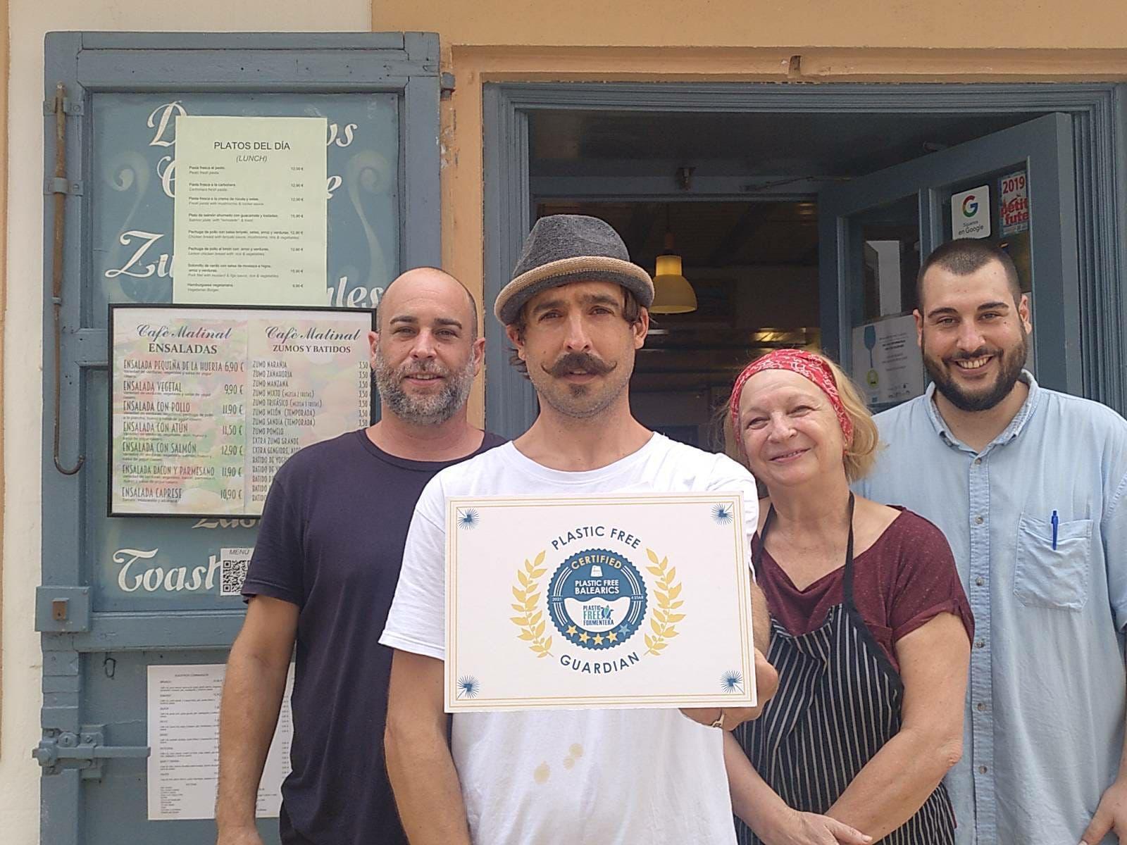 Café Matinal Formentera.