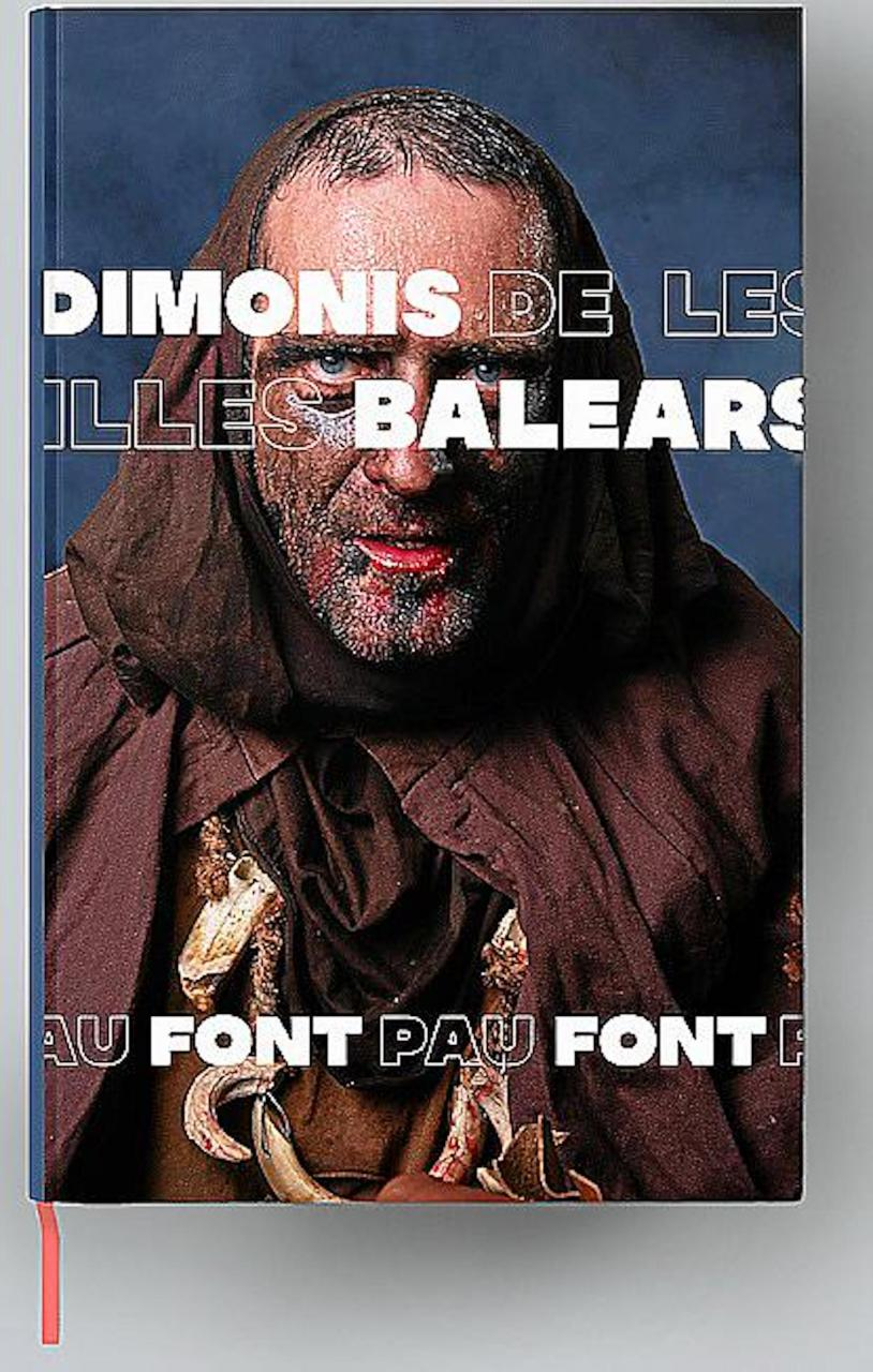 Cover of 'Demons of Mallorca' by Pau Font.