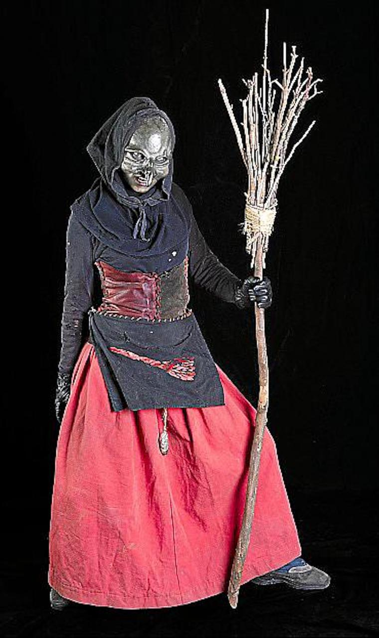 Mallorcan Witch.