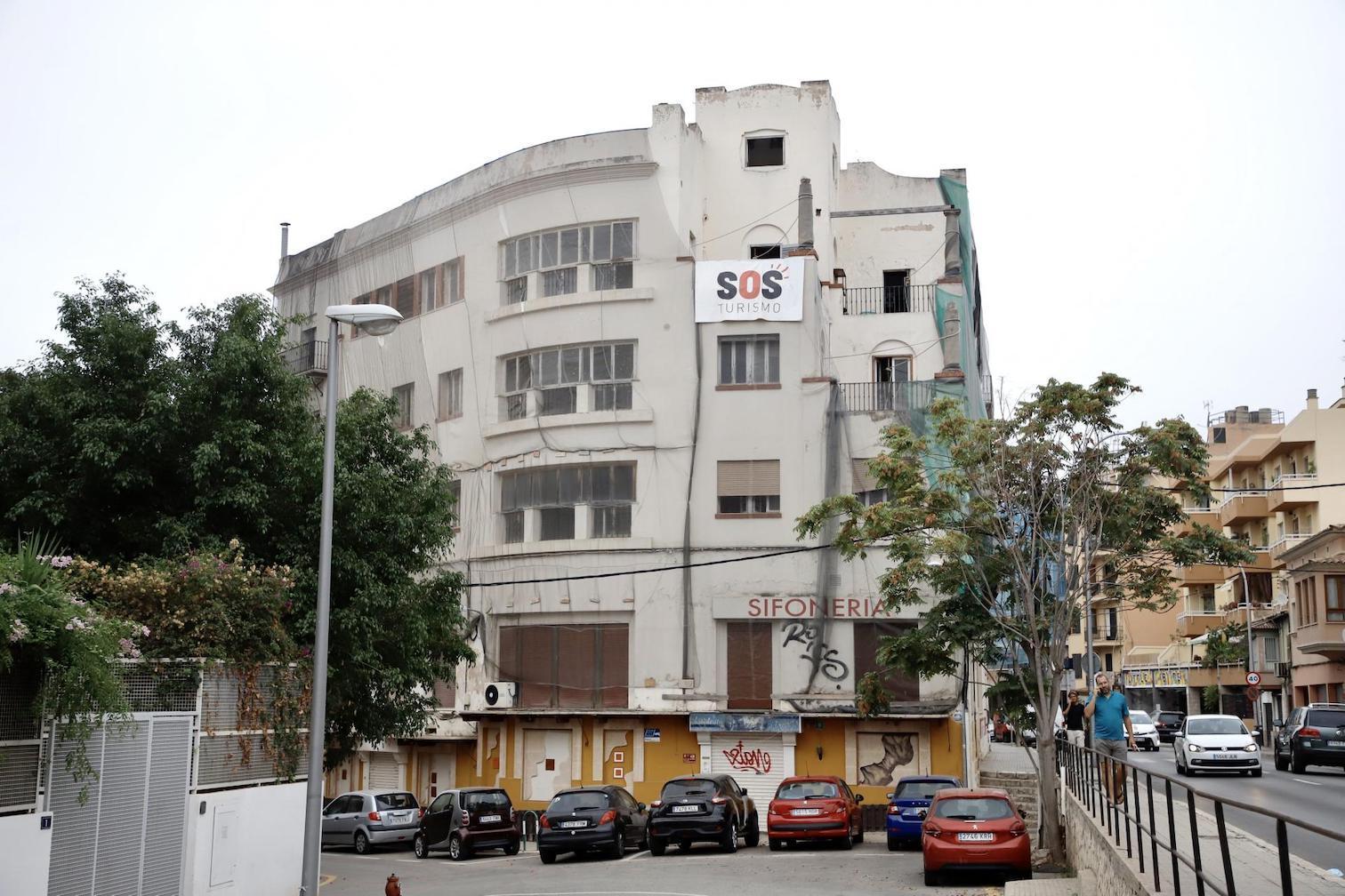 The Sa Sifonería building, Palma.