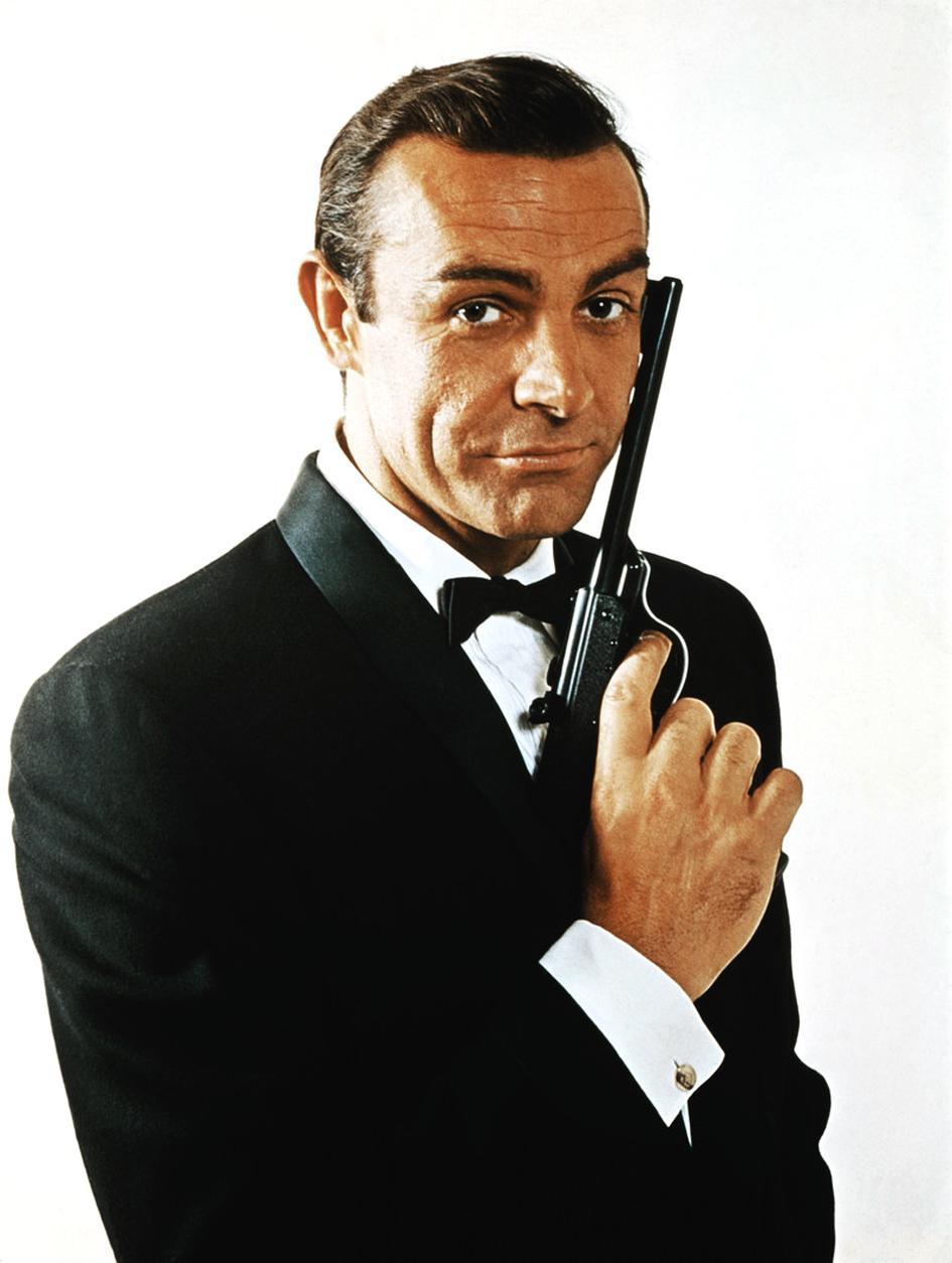 PALMA - CINE - REPORTAJE SOBRE LA SAGA JAMES BOND AGENTE 007.