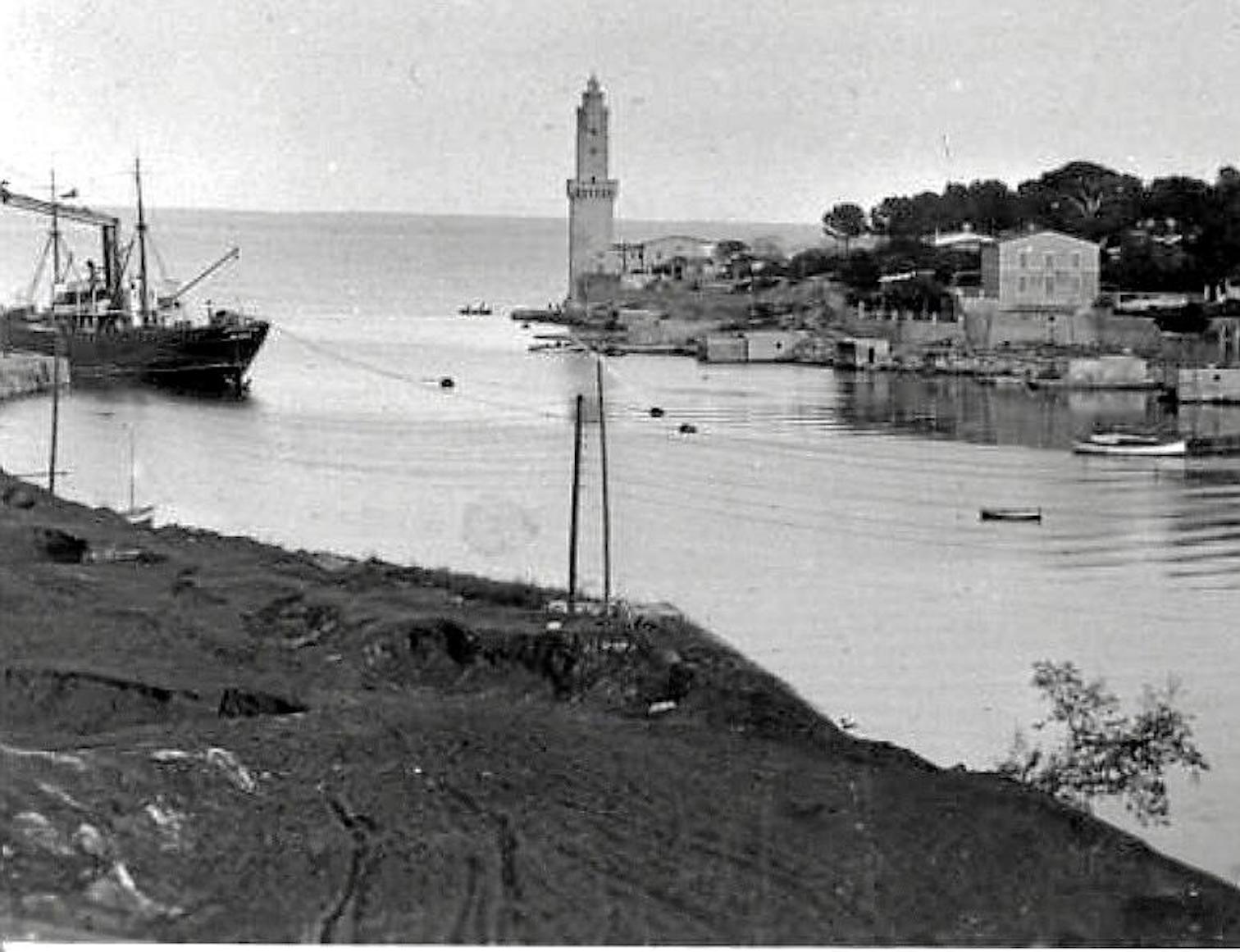 Porto Pi, Palma in 1928.