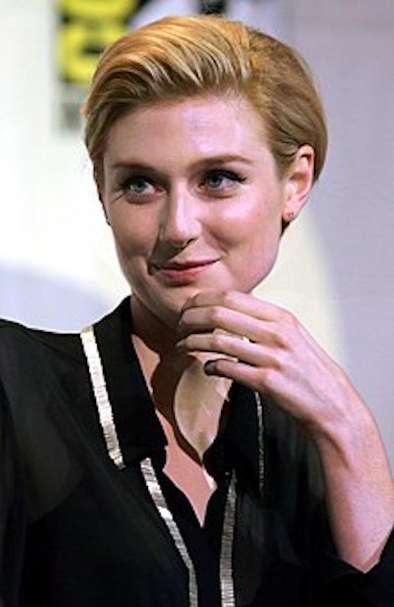 Elizabeth Debicki.