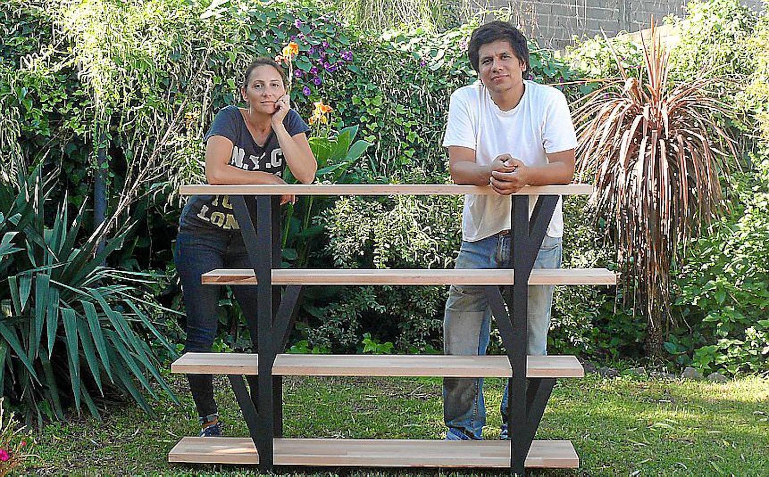 Evangelina Ducon & Lucio Peralta.