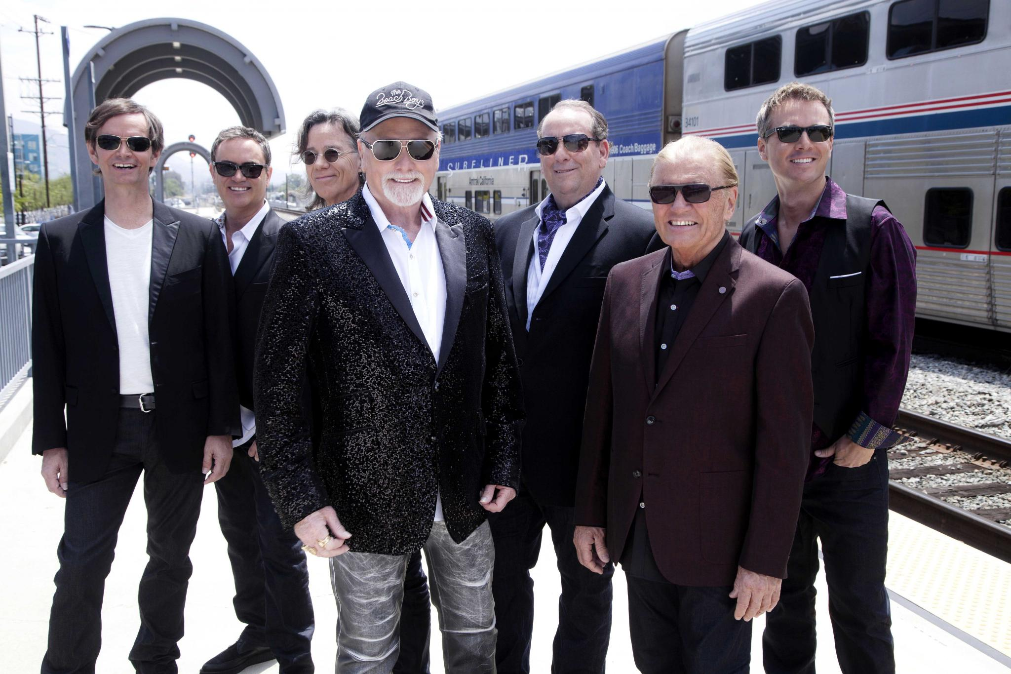 The Legendary Beach Boys Playing Palma In June