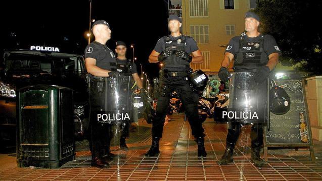 Palma police