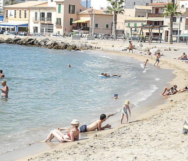 palma playas de portixol y molinar abiertas al publico foto miquel a