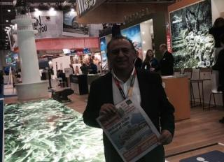 London World Travel Market 2018