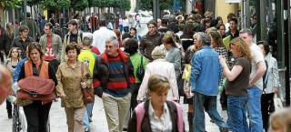 The EU population increased by almost 3,000.