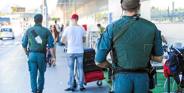 Security this summer on Majorca