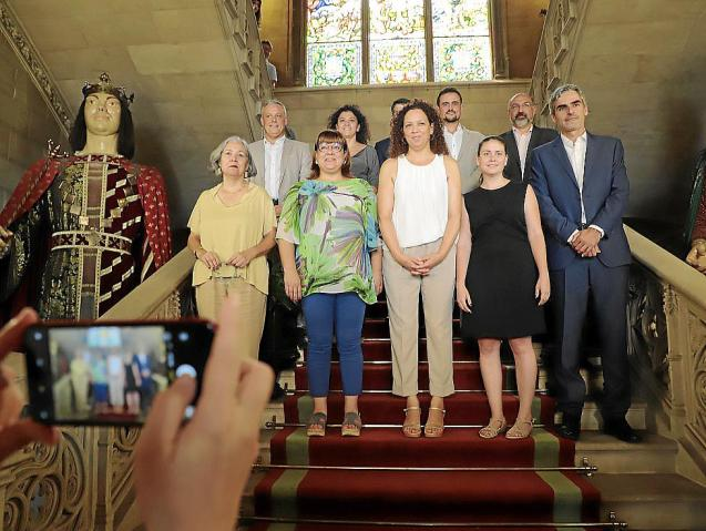 New members of the Council of Mallorca