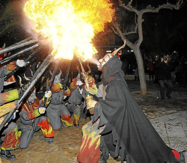Fiestas in Andratx