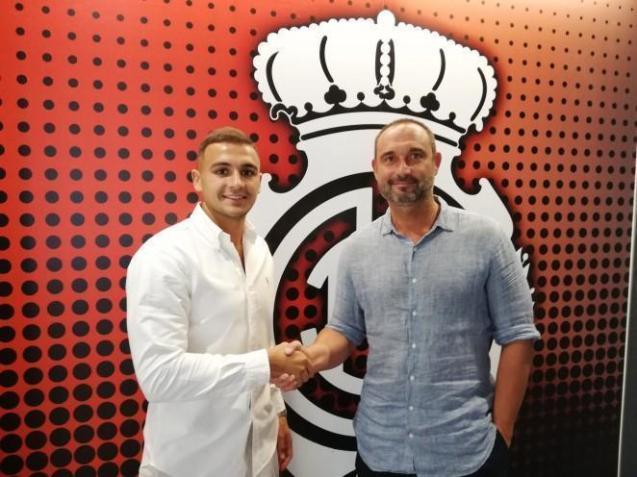 Real Mallorca new signing