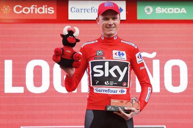 Cycling Vuelta a España