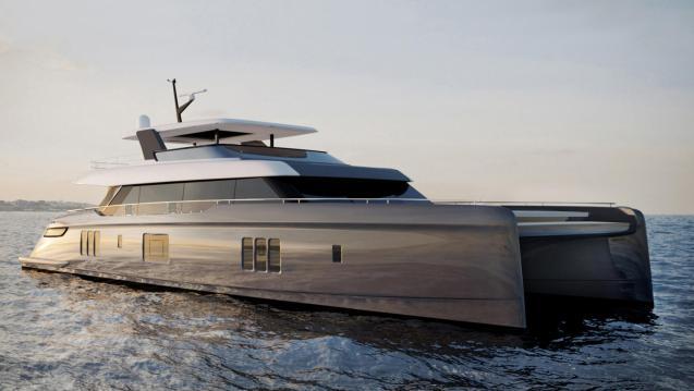 Rafa's new yacht