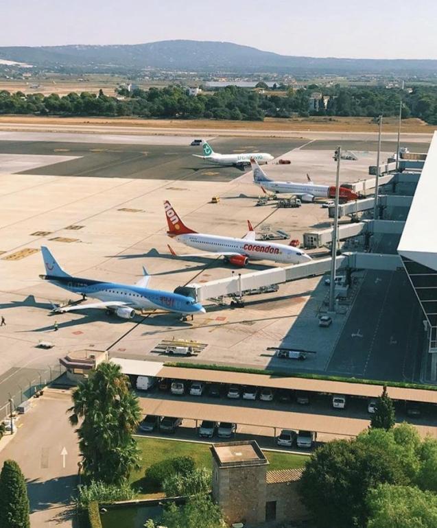 Son Sant Joan airport