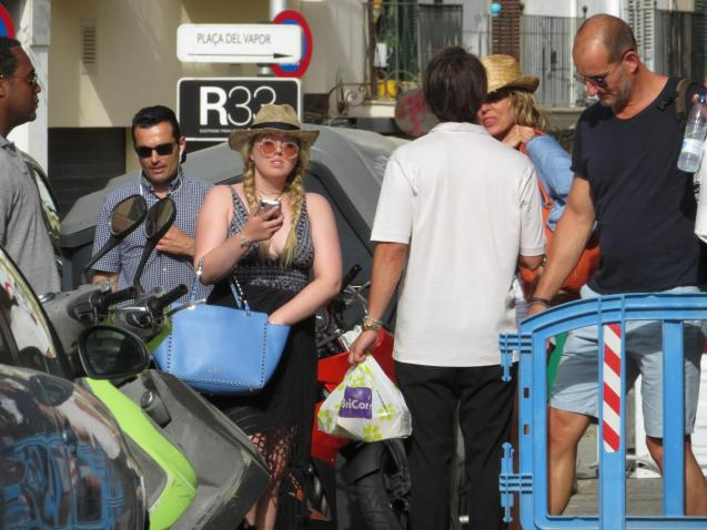 Tiffany Trump in Majorca