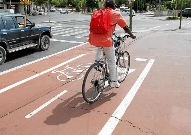 The legislation wants people to use bikes more instead of vehicles