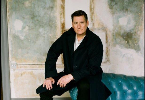 Tony Hadley, who will be performing in Port Adriano on Friday.