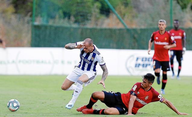 Real Mallorca match