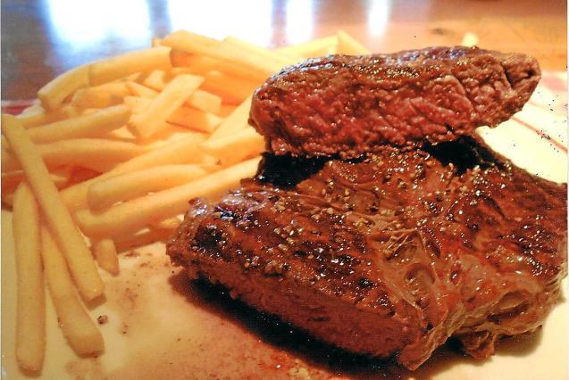 Bifteck Frites