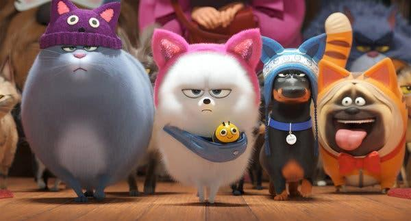 The Secret Life of Pets 2.