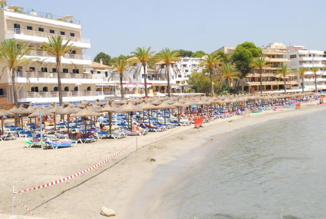 Calvia's beaches
