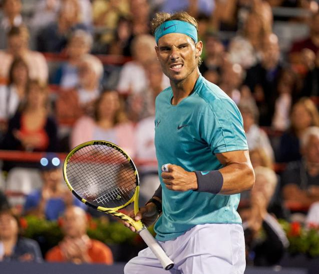 Rogers Cup tennis tournament in Montreal