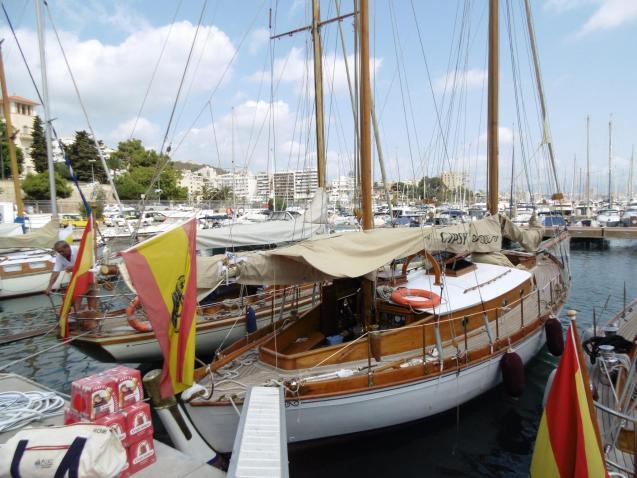 Balearic Islands Classics regatta