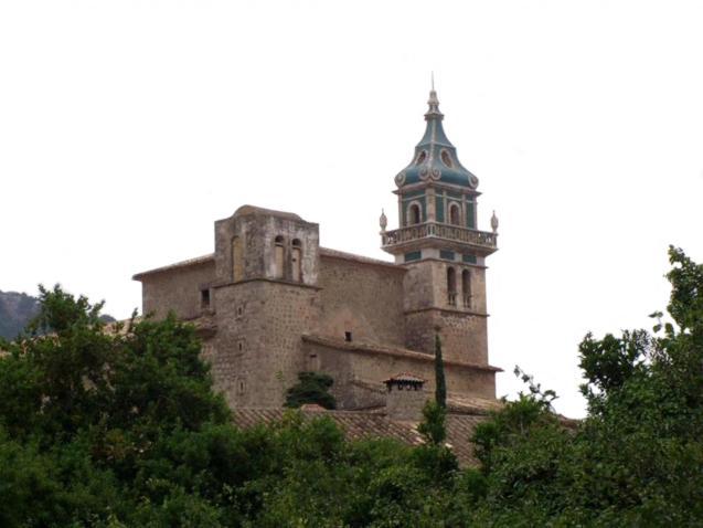 The Charterhouse at Valldemossa