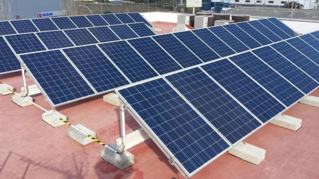 Renewable energy scheme for tourist resorts