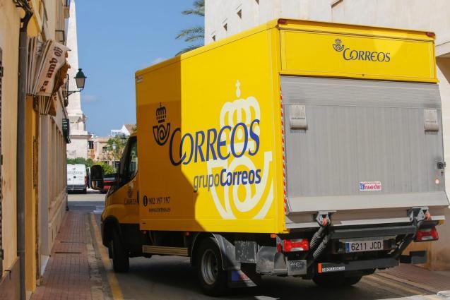 Correos delivery