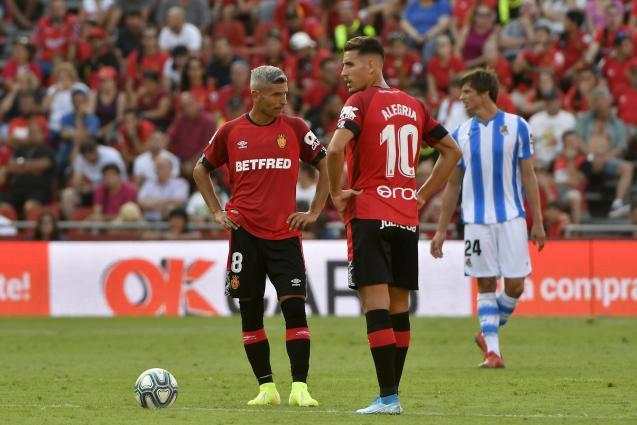 Salva Sevilla and Alex Alegria