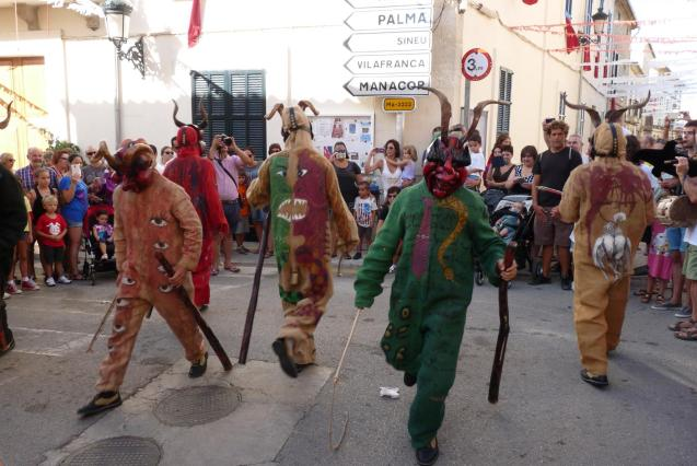 Fiestas de Sant Joan Degollat