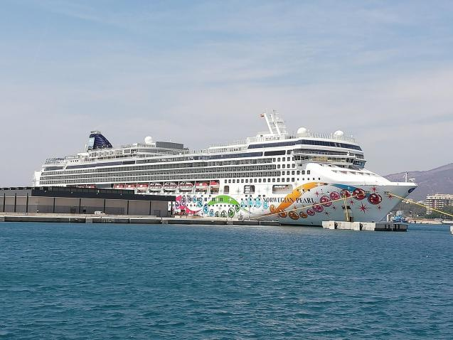 The Norwegian Pearl