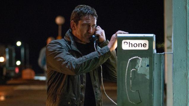 Gerard Butler in Angel has Fallen.