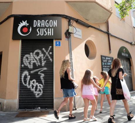 Dragon Sushi, Palma.