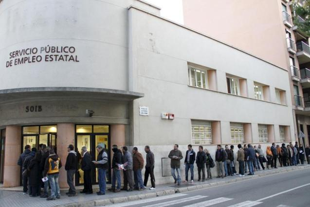 Palma unemployment office