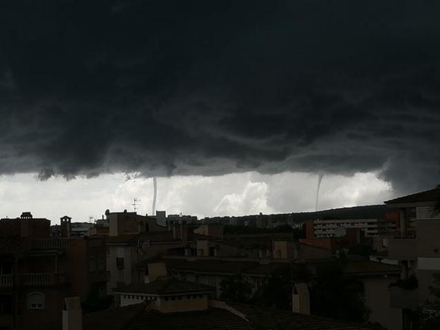 Tornadoes in Mallorca