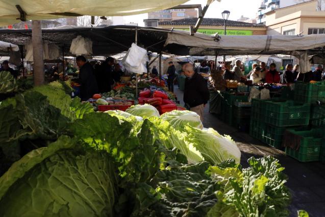 Pere Garau market