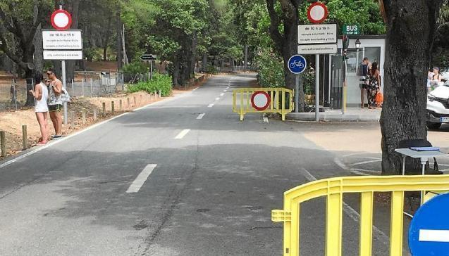 Formentor Road