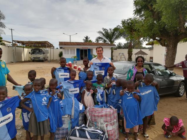 Charity in Ivory Coast