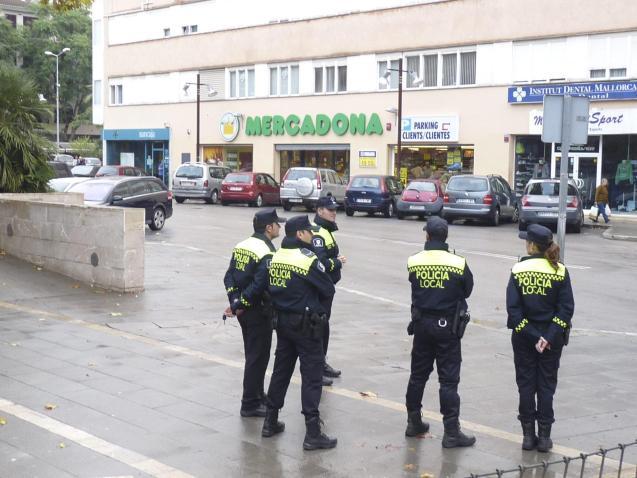 Lack of police in Majorca's smaller municipalities.